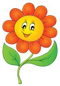 счастливое-изображение-темы-цветка-110441432